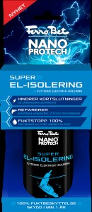 Ferro-Bet Super El-isolering
