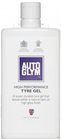 High Performance Tyre Gel 500ml